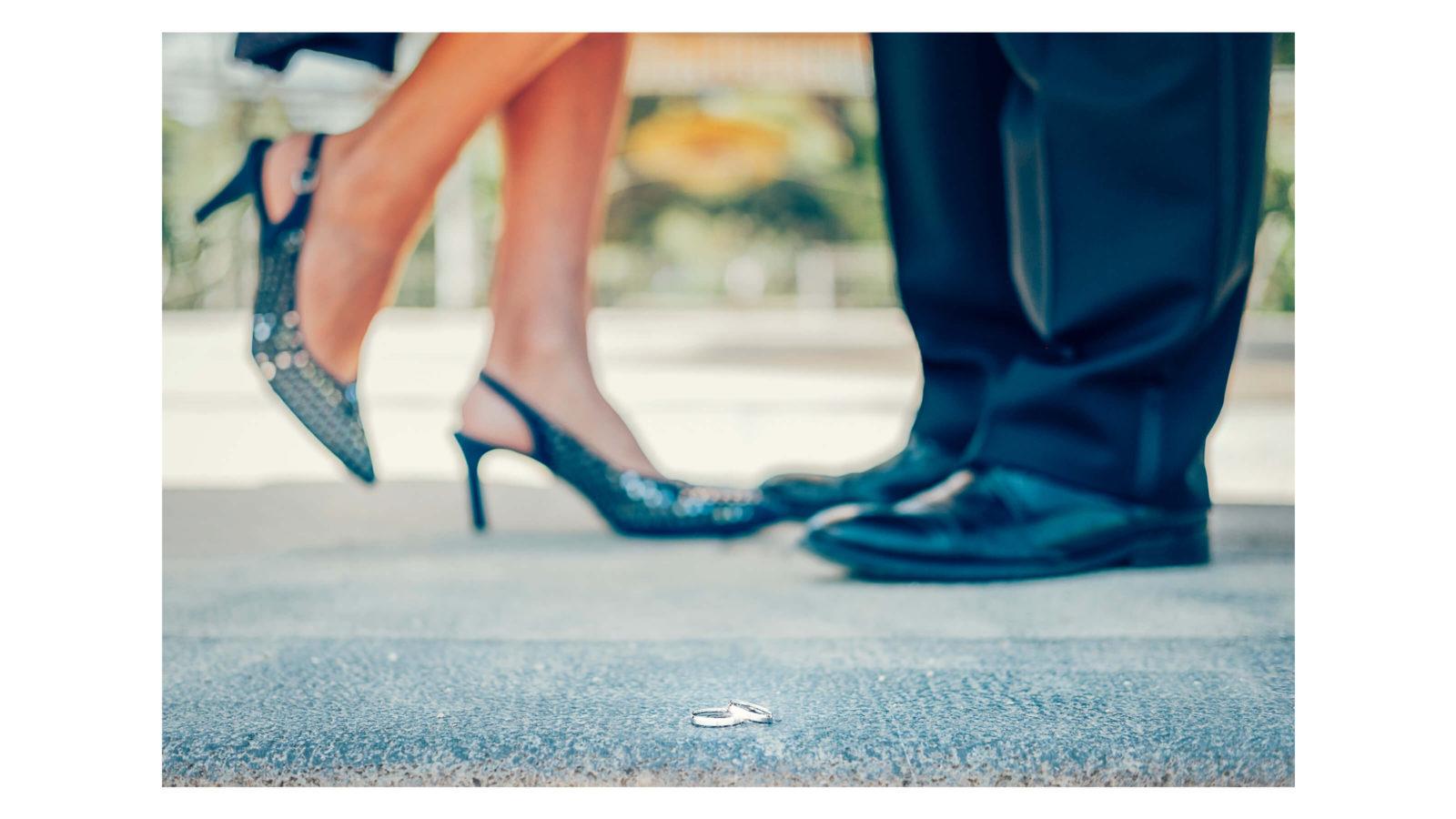 anillos de boda - Roberto Montorio
