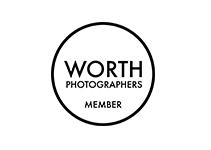 roberto montorio fotografo de bodas en zaragoza - worth photographers logo